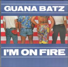 "Guana Batz - I'm On Fire, Tiny Minds, Your Baby Blue Eyes (12"" E.P.)"
